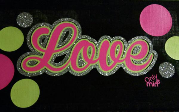 quadro-juta-love-arredamento-moderno